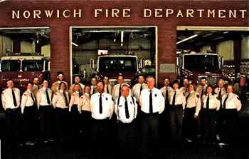 Norwich Fire Department Official Website Of The Town Of